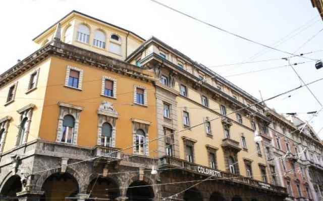 Отель Albergo Garisenda Италия, Болонья - отзывы, цены и фото номеров - забронировать отель Albergo Garisenda онлайн вид на фасад