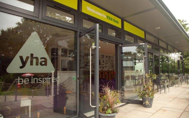 Отель YHA York Великобритания, Йорк - отзывы, цены и фото номеров - забронировать отель YHA York онлайн вид на фасад