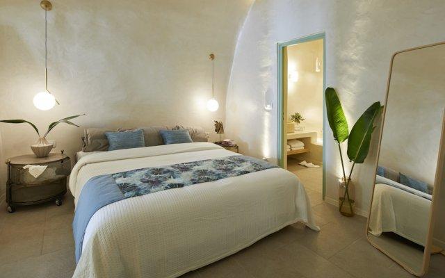 Отель Gitsa Cliff Luxury Villa Греция, Остров Санторини - отзывы, цены и фото номеров - забронировать отель Gitsa Cliff Luxury Villa онлайн комната для гостей