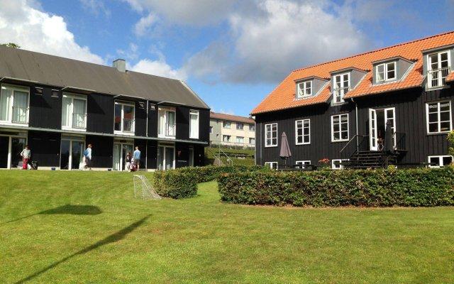 Отель Danhostel Kolding вид на фасад