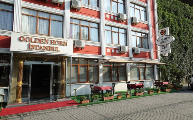 Golden Horn Istanbul Hotel Турция, Стамбул - 1 отзыв об отеле, цены и фото номеров - забронировать отель Golden Horn Istanbul Hotel онлайн вид на фасад