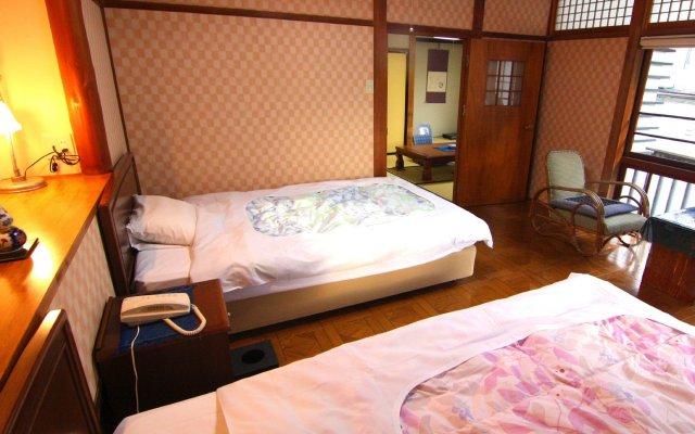 Отель Kiya Ryokan Япония, Мисаса - отзывы, цены и фото номеров - забронировать отель Kiya Ryokan онлайн комната для гостей