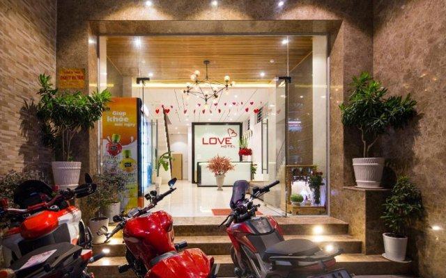 Love Nha Trang Hotel вид на фасад
