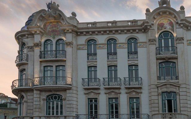 1908 Lisboa Hotel вид на фасад