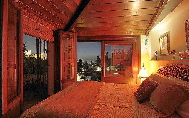 Отель Solar MontesClaros вид на фасад
