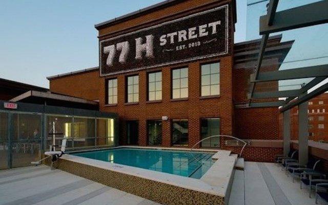 Отель Prime DC Location Corporate Rentals США, Вашингтон - отзывы, цены и фото номеров - забронировать отель Prime DC Location Corporate Rentals онлайн вид на фасад