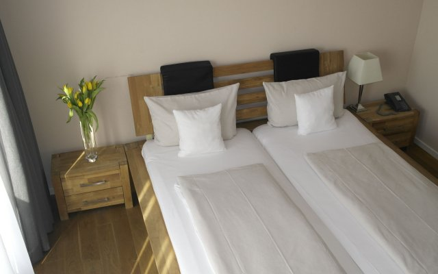 Hotel Attaché an der Messe комната для гостей