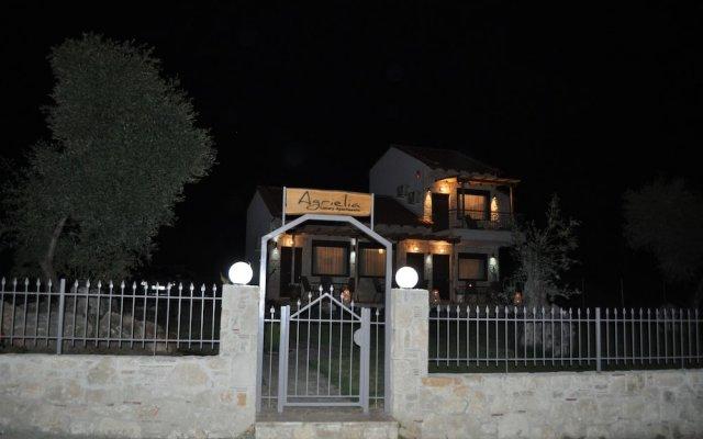 Отель Agrielia Apartments Греция, Ханиотис - отзывы, цены и фото номеров - забронировать отель Agrielia Apartments онлайн вид на фасад