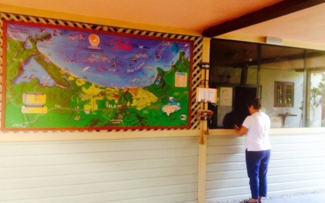 Hotel Boutique Posada Las Iguanas вид на фасад