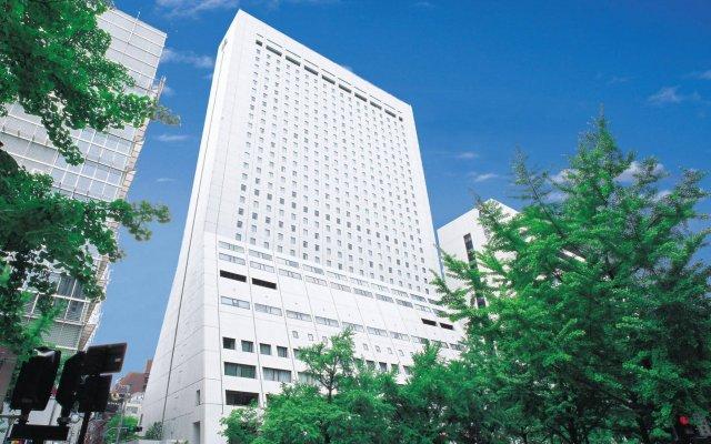 Hotel Nikko Osaka вид на фасад