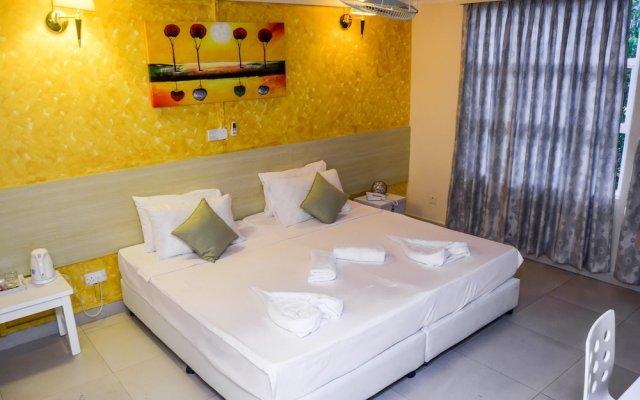 Отель Beach Grand & Spa Premium Мальдивы, Мале - отзывы, цены и фото номеров - забронировать отель Beach Grand & Spa Premium онлайн вид на фасад