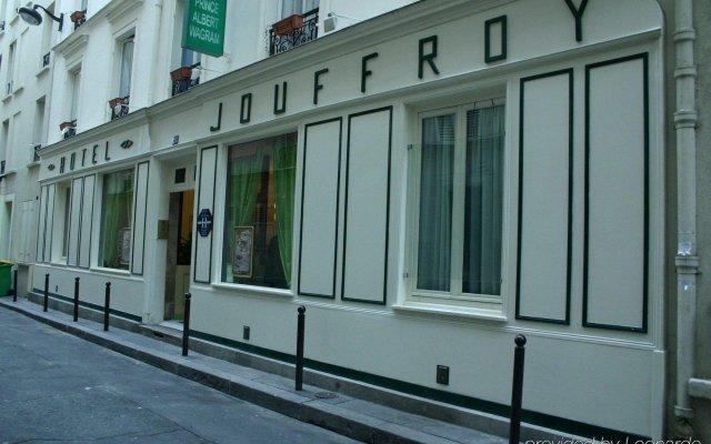 Отель Prince Albert Louvre Франция, Париж - 2 отзыва об отеле, цены и фото номеров - забронировать отель Prince Albert Louvre онлайн вид на фасад