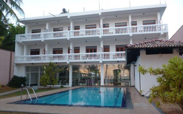 Отель Ocean View Cottage вид на фасад