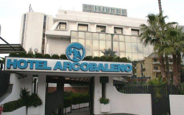 Отель Residence Arcobaleno Италия, Пальми - отзывы, цены и фото номеров - забронировать отель Residence Arcobaleno онлайн вид на фасад