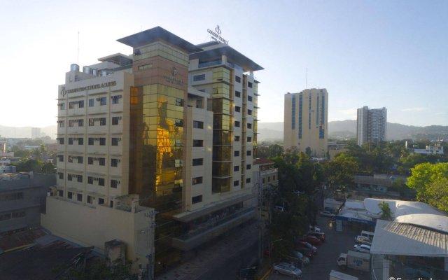 Hotel Elizabeth Cebu вид на фасад