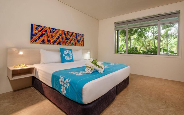 Sunset Resort In Rarotonga Cook Islands From None Photos