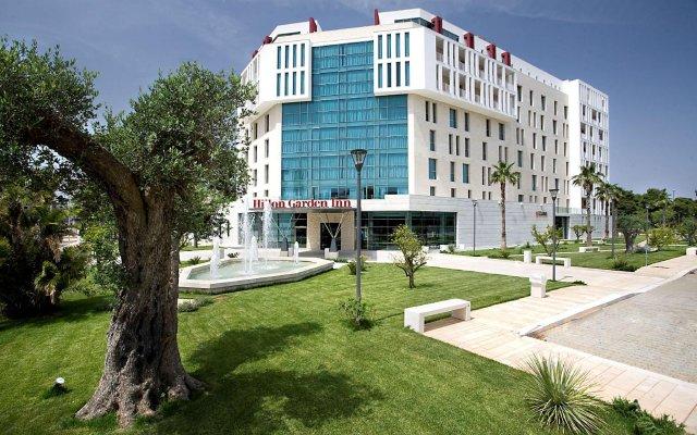 Отель Hilton Garden Inn Lecce Италия, Лечче - 1 отзыв об отеле, цены и фото номеров - забронировать отель Hilton Garden Inn Lecce онлайн вид на фасад