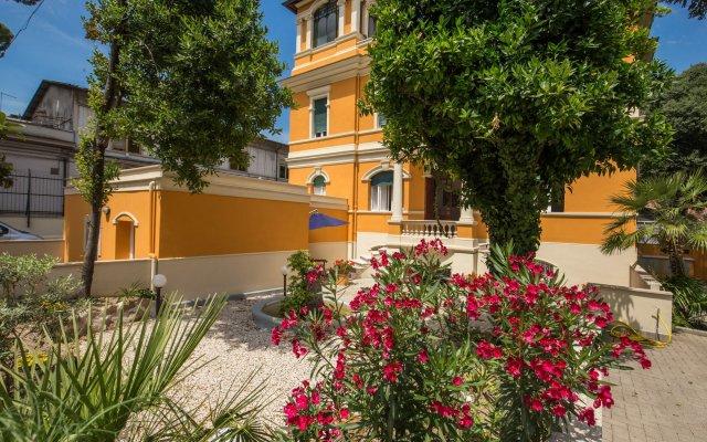 Отель Relais La Torretta вид на фасад