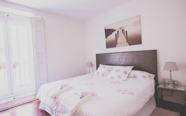 Отель Exclusivo 3 dormitorios Plaza Mayor комната для гостей
