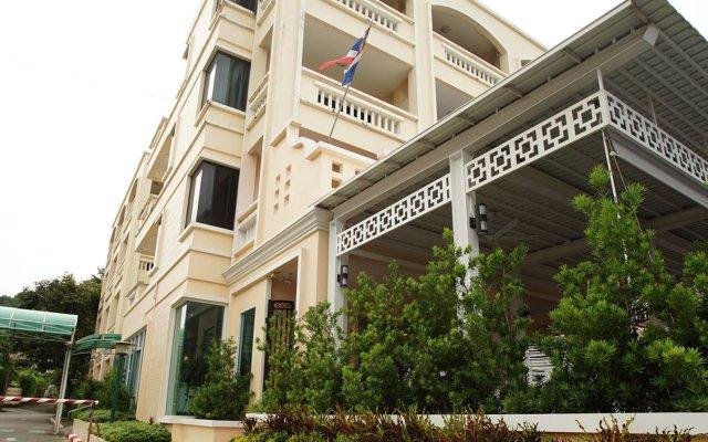 Отель Baan Suan Place Таиланд, Пхукет - отзывы, цены и фото номеров - забронировать отель Baan Suan Place онлайн вид на фасад