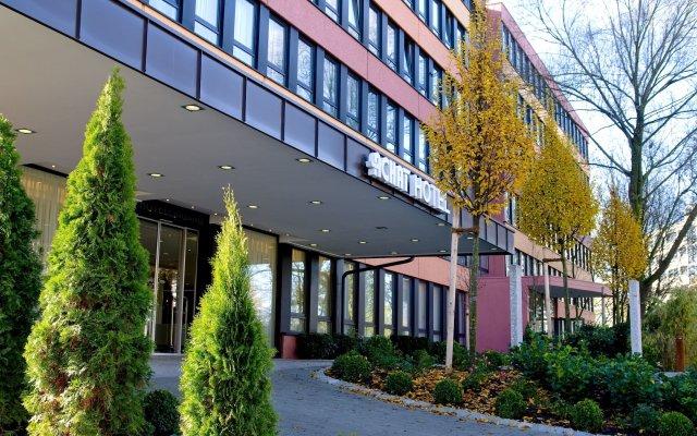 Отель ACHAT Premium Hotel München Süd Германия, Мюнхен - 1 отзыв об отеле, цены и фото номеров - забронировать отель ACHAT Premium Hotel München Süd онлайн вид на фасад