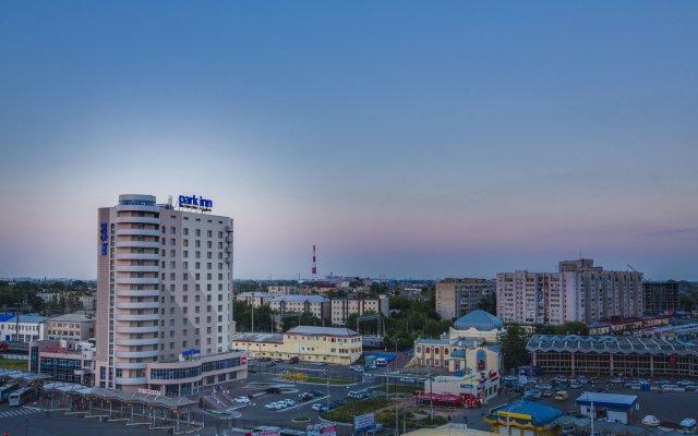 Гостиница Park Inn Астрахань