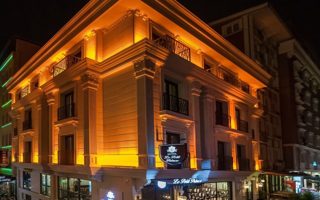 Le Petit Palace Hotel Турция, Стамбул - 4 отзыва об отеле, цены и фото номеров - забронировать отель Le Petit Palace Hotel онлайн вид на фасад