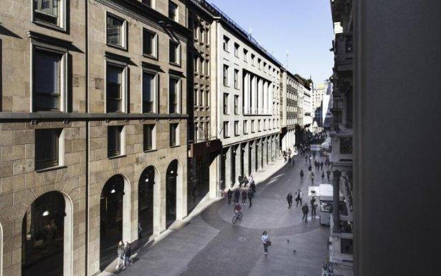 Отель Hemeras Boutique House Vittorio Emanuele вид на фасад