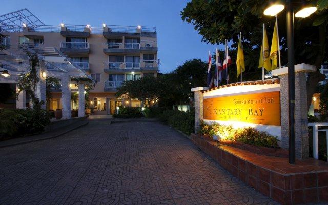 Отель Kantary Bay Hotel, Phuket Таиланд, Пхукет - 3 отзыва об отеле, цены и фото номеров - забронировать отель Kantary Bay Hotel, Phuket онлайн вид на фасад