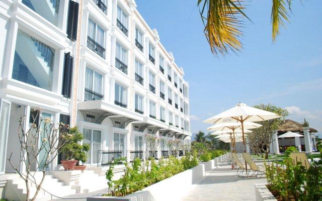 Отель Champa Island Nha Trang Resort Hotel & Spa Вьетнам, Нячанг - 1 отзыв об отеле, цены и фото номеров - забронировать отель Champa Island Nha Trang Resort Hotel & Spa онлайн вид на фасад