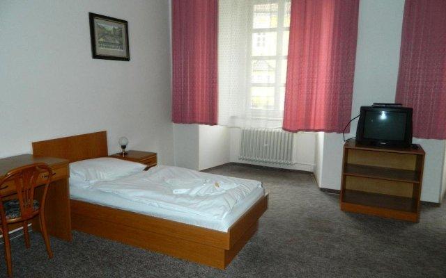 Отель Hvezda Чехия, Хеб - отзывы, цены и фото номеров - забронировать отель Hvezda онлайн комната для гостей