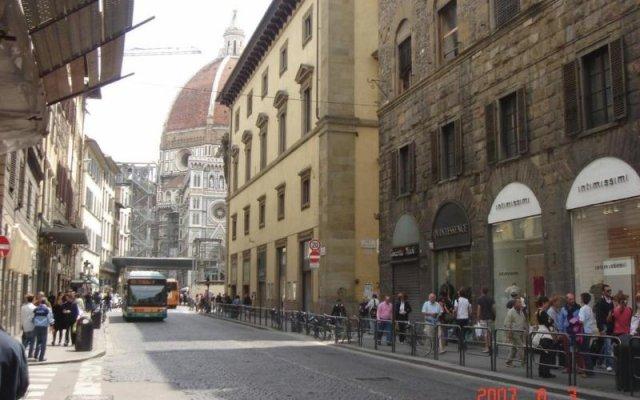 Отель Tourist House Battistero Италия, Флоренция - отзывы, цены и фото номеров - забронировать отель Tourist House Battistero онлайн вид на фасад