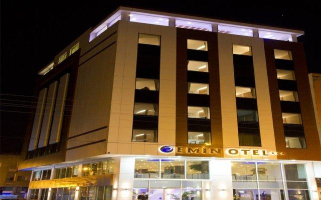 Emin Otel Турция, Искендерун - отзывы, цены и фото номеров - забронировать отель Emin Otel онлайн вид на фасад