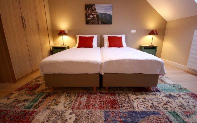 Отель HOOOME Брюссель комната для гостей