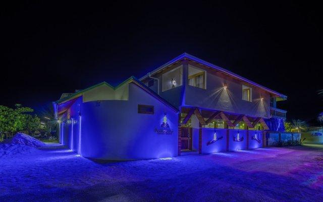 Отель Ameera Maldives вид на фасад
