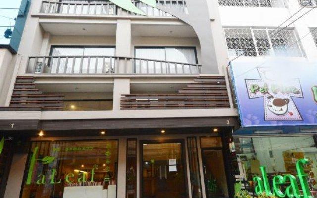 Отель Aleaf Bangkok Таиланд, Бангкок - отзывы, цены и фото номеров - забронировать отель Aleaf Bangkok онлайн вид на фасад