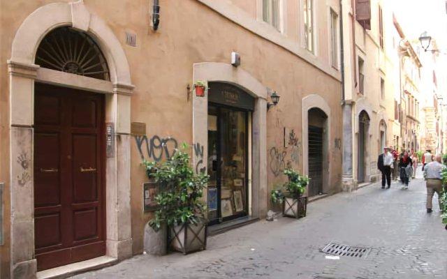Отель Residenza Domizia Италия, Рим - отзывы, цены и фото номеров - забронировать отель Residenza Domizia онлайн вид на фасад