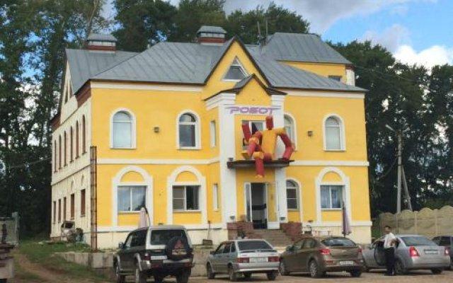Гостиница Robot в Воткинске отзывы, цены и фото номеров - забронировать гостиницу Robot онлайн Воткинск вид на фасад