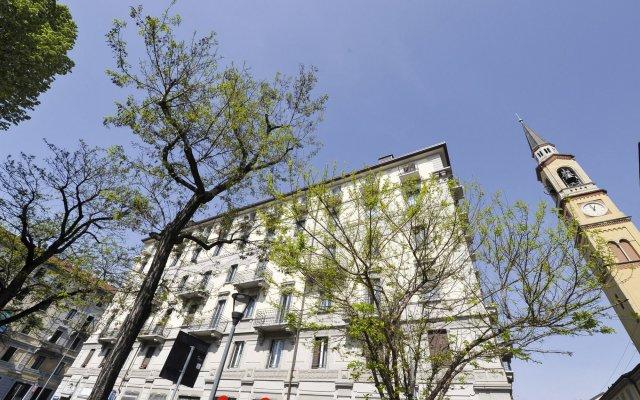 Отель At Home Heart of Milan - Porta Vittoria Италия, Милан - отзывы, цены и фото номеров - забронировать отель At Home Heart of Milan - Porta Vittoria онлайн вид на фасад