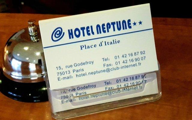 Отель Neptune Франция, Париж - 1 отзыв об отеле, цены и фото номеров - забронировать отель Neptune онлайн вид на фасад