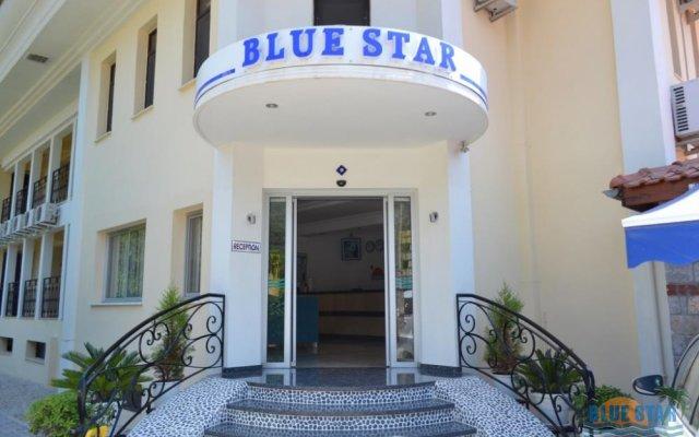 Blue Star Hotel вид на фасад