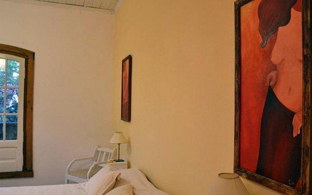 Отель El Capricho del Tigre Bed & Breakfast Тигре комната для гостей