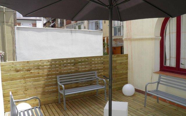 Отель Bcn Urbany Hotels Bonavista Испания, Барселона - 1 отзыв об отеле, цены и фото номеров - забронировать отель Bcn Urbany Hotels Bonavista онлайн вид на фасад