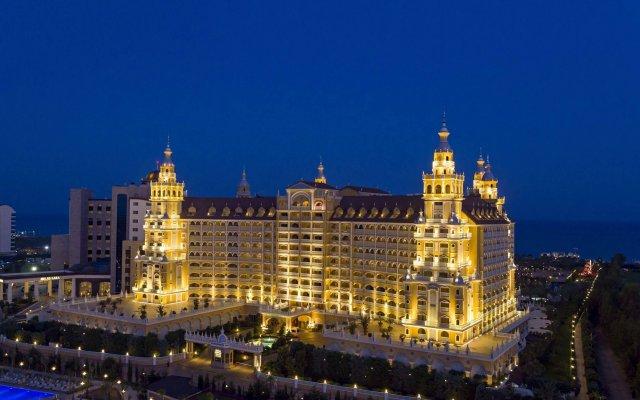Royal Holiday Palace Турция, Кунду - 4 отзыва об отеле, цены и фото номеров - забронировать отель Royal Holiday Palace онлайн вид на фасад