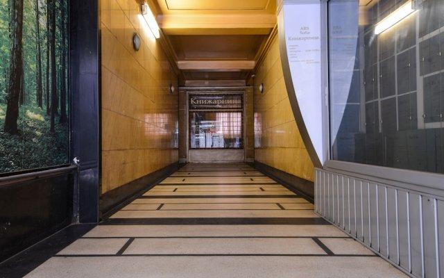 Отель FM Deluxe 1-BDR Apartment - Artist's Place Болгария, София - отзывы, цены и фото номеров - забронировать отель FM Deluxe 1-BDR Apartment - Artist's Place онлайн вид на фасад
