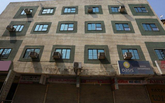 OYO 12914 Hotel Jagdish вид на фасад