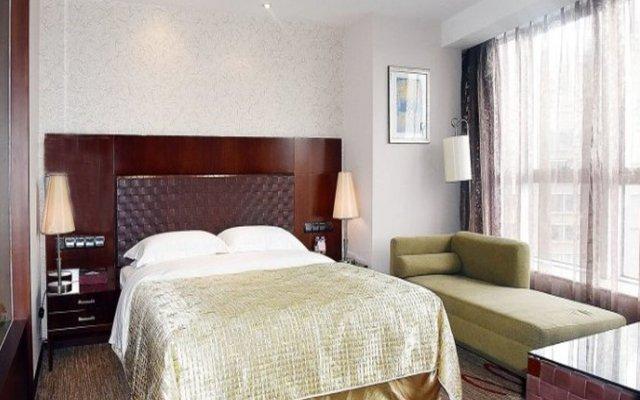 Отель Grand Skylight Garden Шэньчжэнь комната для гостей