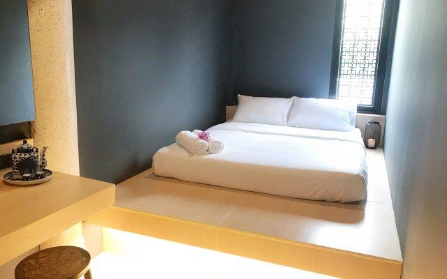 Отель Cloud On Saladaeng Бангкок комната для гостей