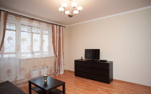 Гостиница Inndays on Kuntsevskaya 8 комната для гостей