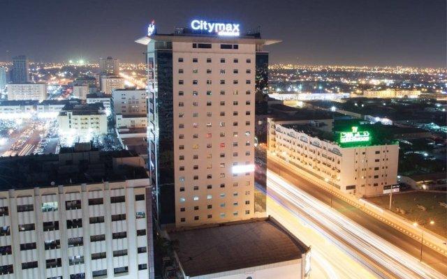 Отель Citymax Hotel Sharjah ОАЭ, Шарджа - 2 отзыва об отеле, цены и фото номеров - забронировать отель Citymax Hotel Sharjah онлайн вид на фасад